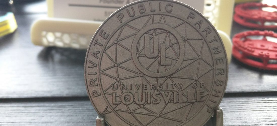 UL at UofL: Additive Manufacturing Center Opens In Louisville
