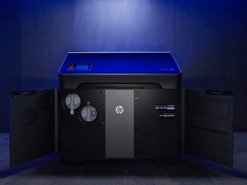 HP Launches New Line of Full Color 3D Printers