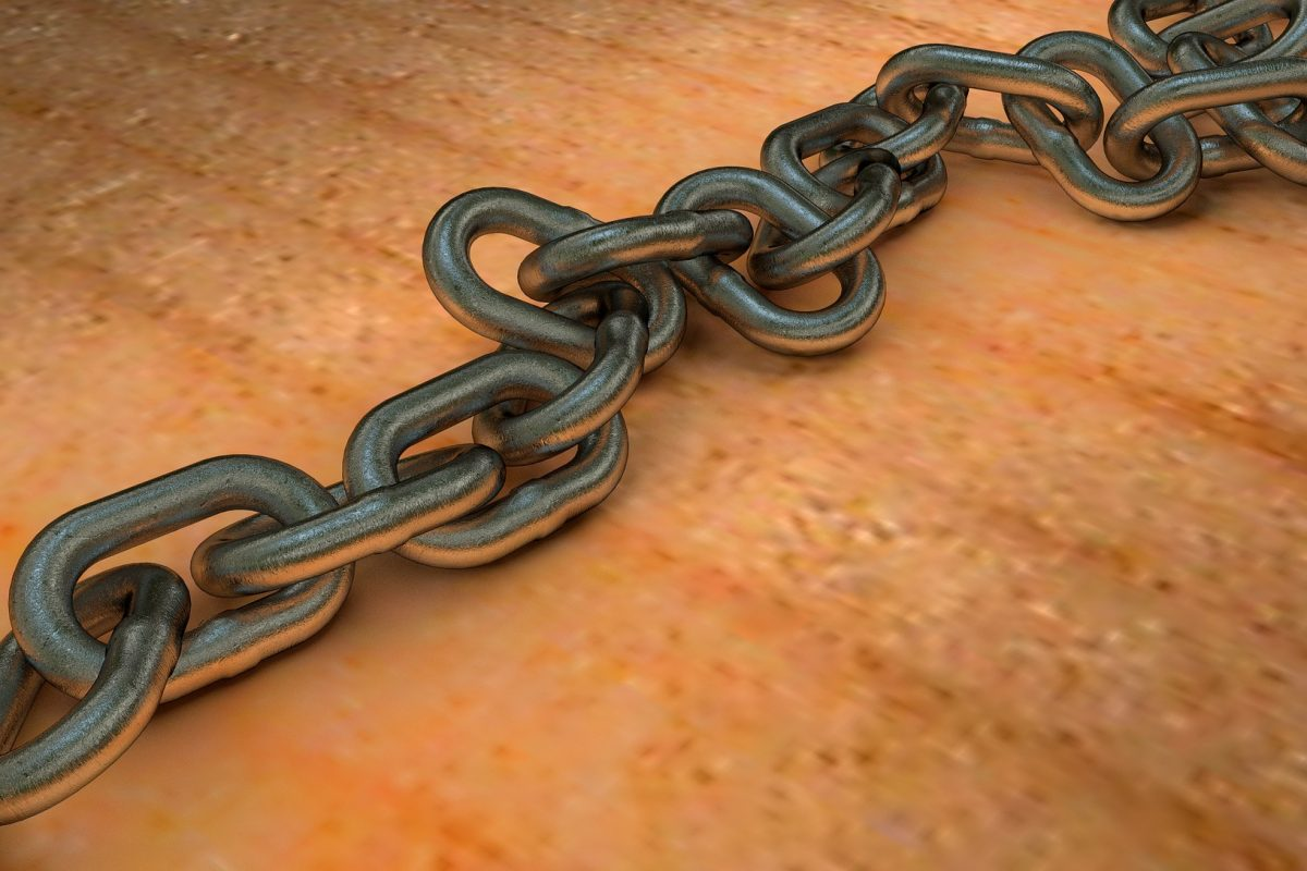 New Kinks in an Old Chain
